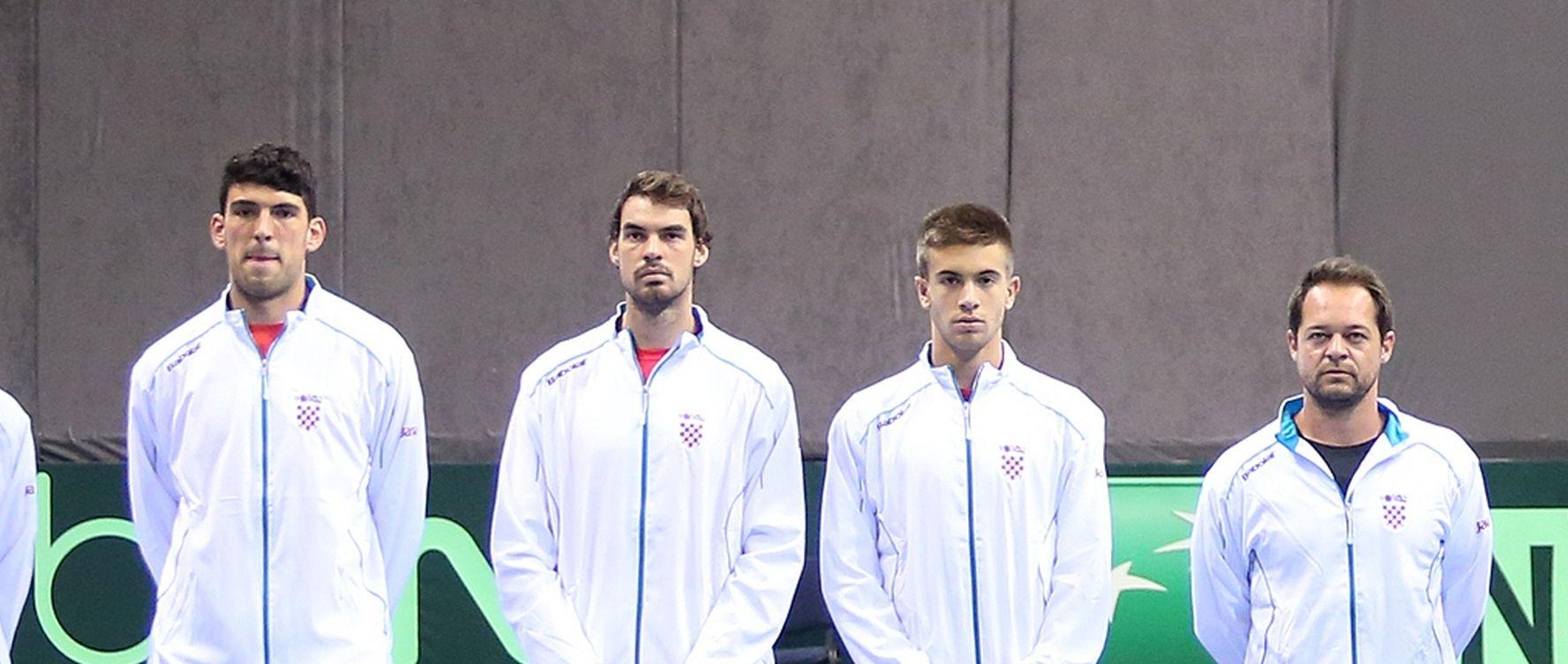IDU K FINALISTU Davis Cup: Hrvatska u goste Belgiji