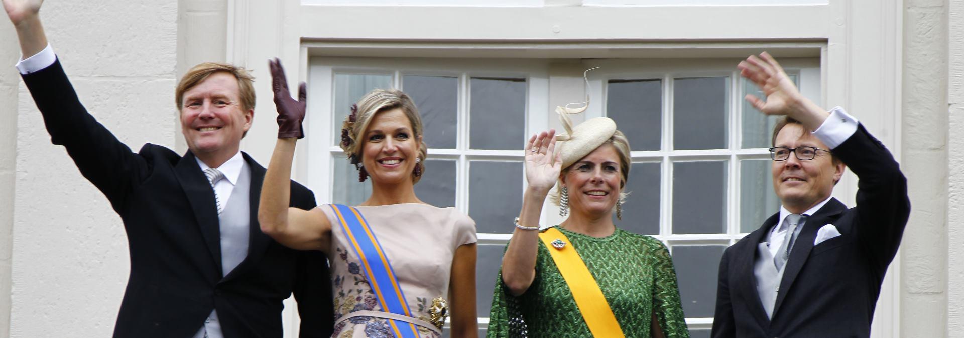 VIDEO: Nizozemski kralj Willem-Alexander i kraljica Maxima pozdravili naciju na Prinčev dan