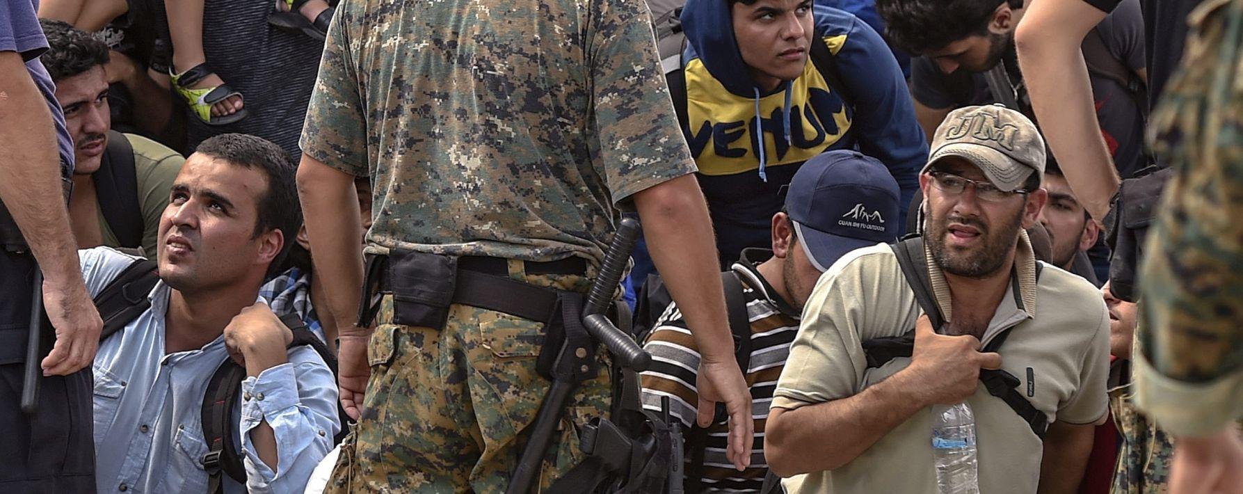 120.000 LJUDI ČEKA EU: Nema suglasnosti oko kvota za raspodjelu izbjeglica