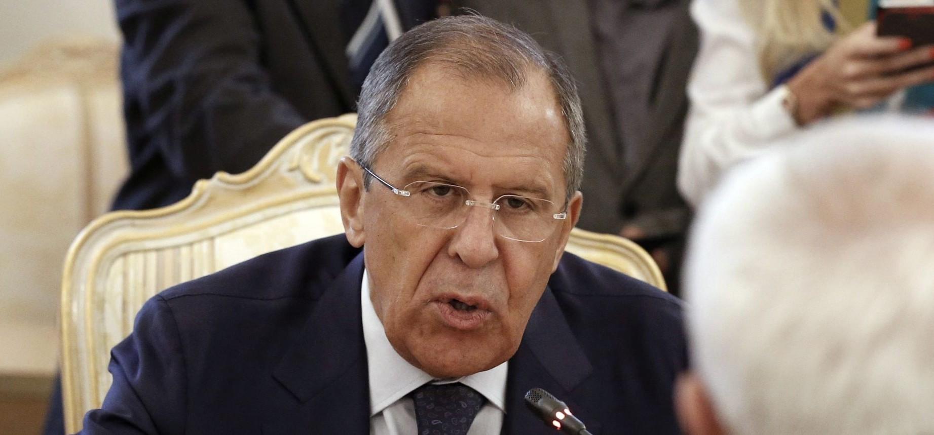 "Lavrov traži od SAD-a da odvoji umjerenu oporbu od ""terorista"""