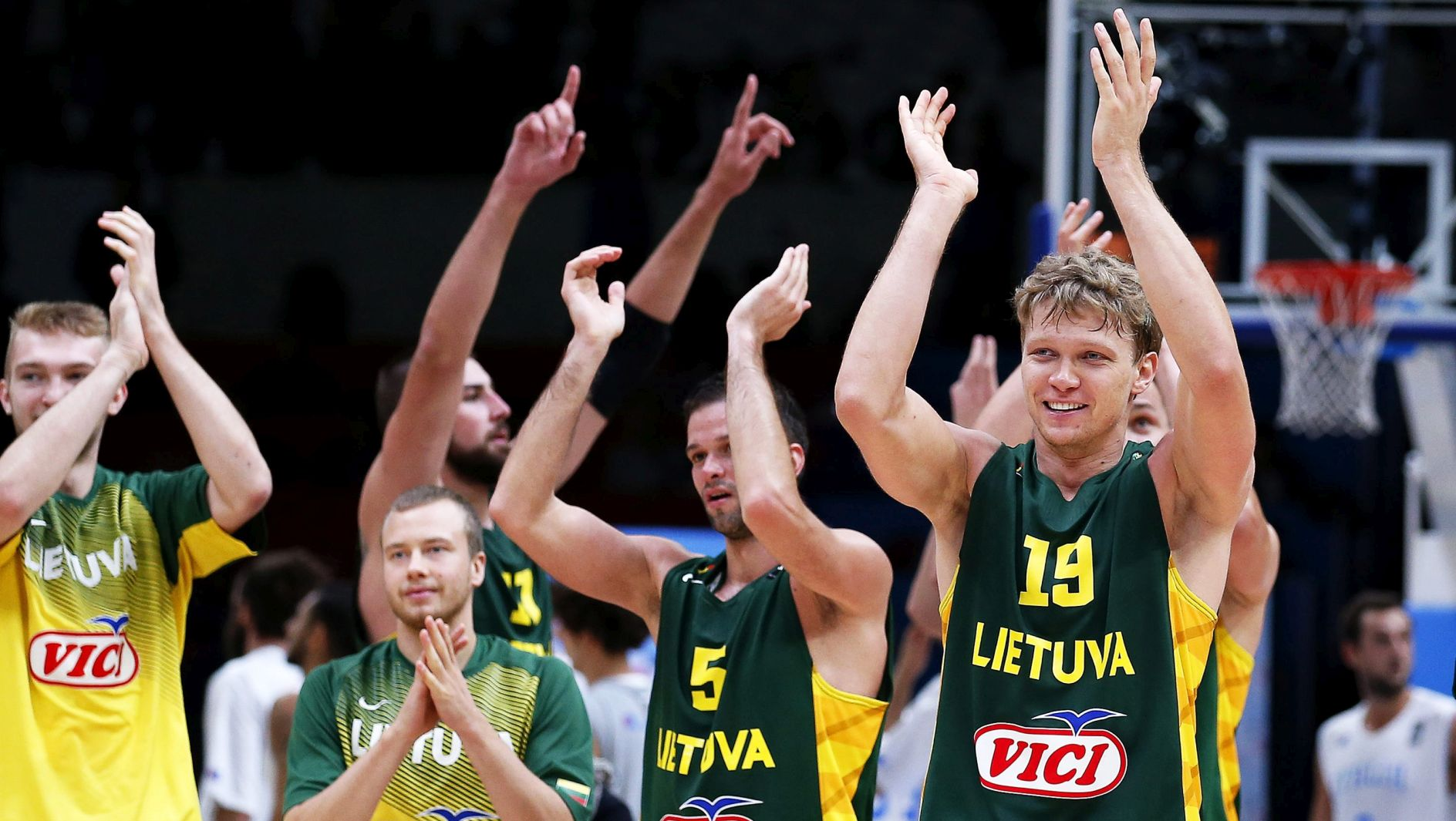 IDU NA SRBE EuroBasket: Litva u produžetku slomila Italiju