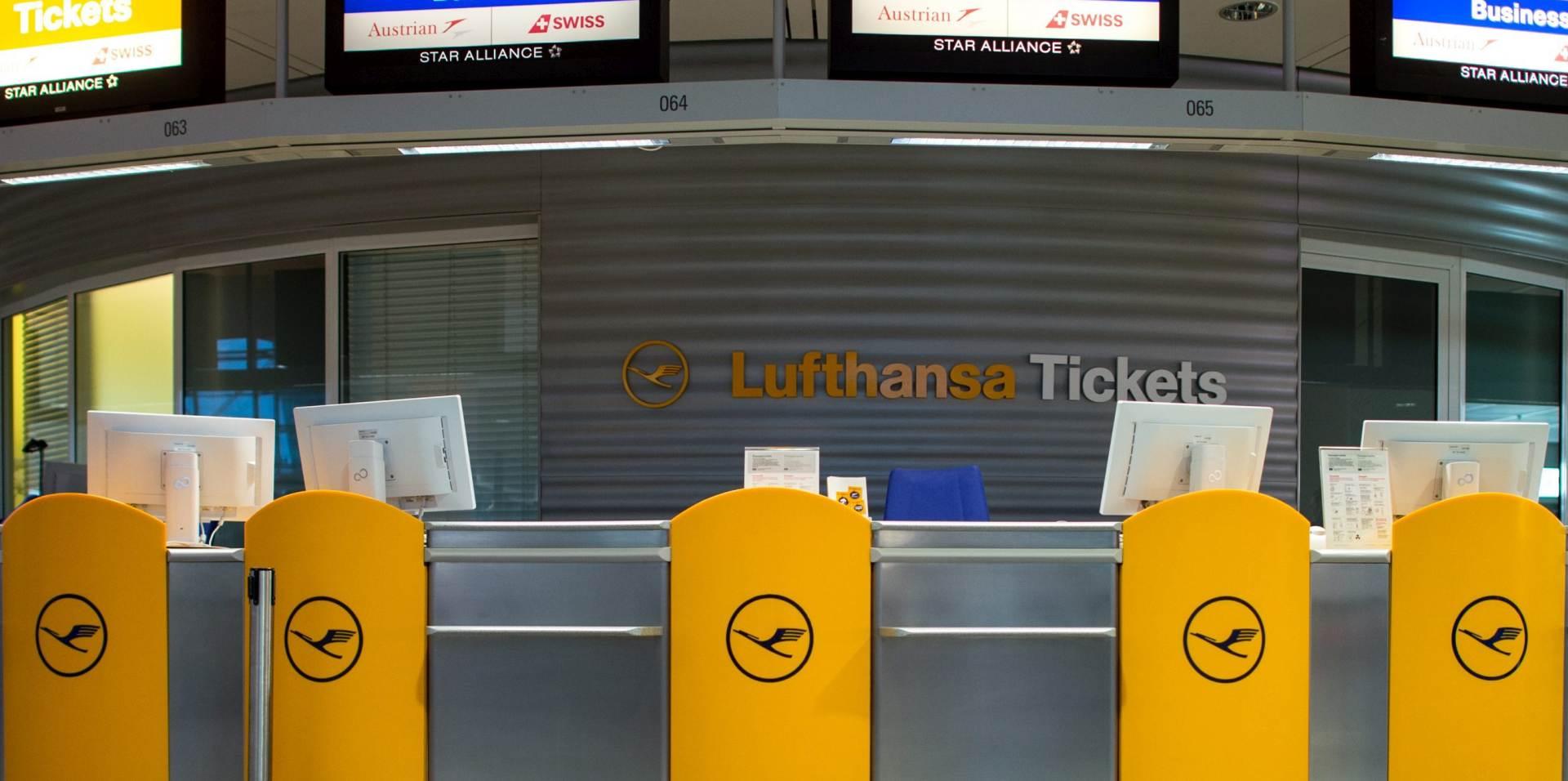 OTKAZANI LETOVI: Lufthansini piloti u štrajku, kompanija ne popušta