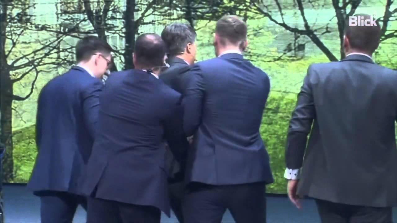 Direktoru BMW-a pozlilo tokom pres konferencije