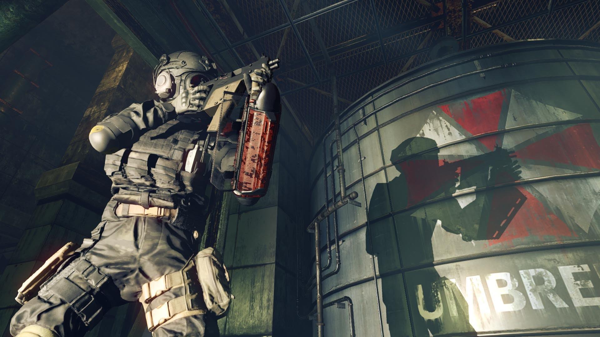 Resident Evil: Umbrella Corps otkriven za PS4 i PC