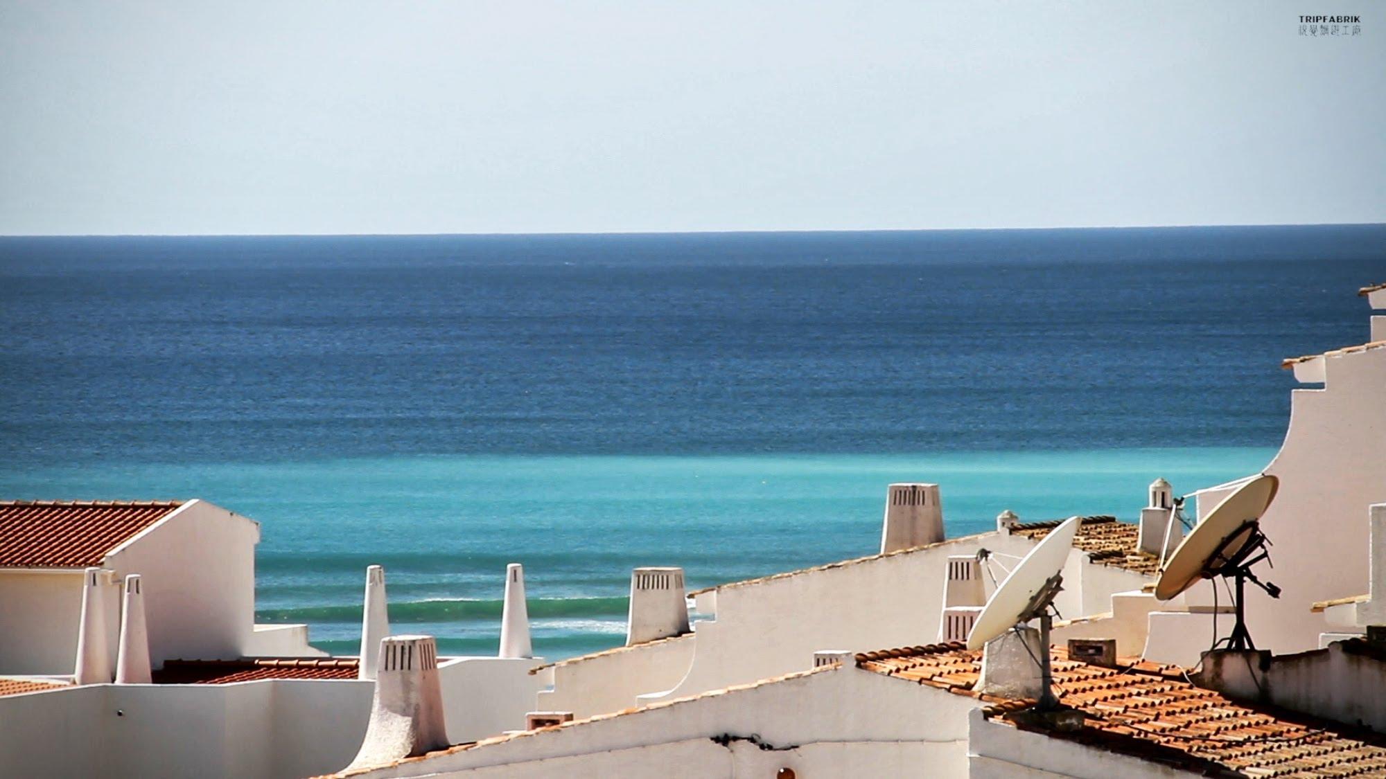 VIDEO: Odmorite oči uz snimku obale portugalske regije Algarve