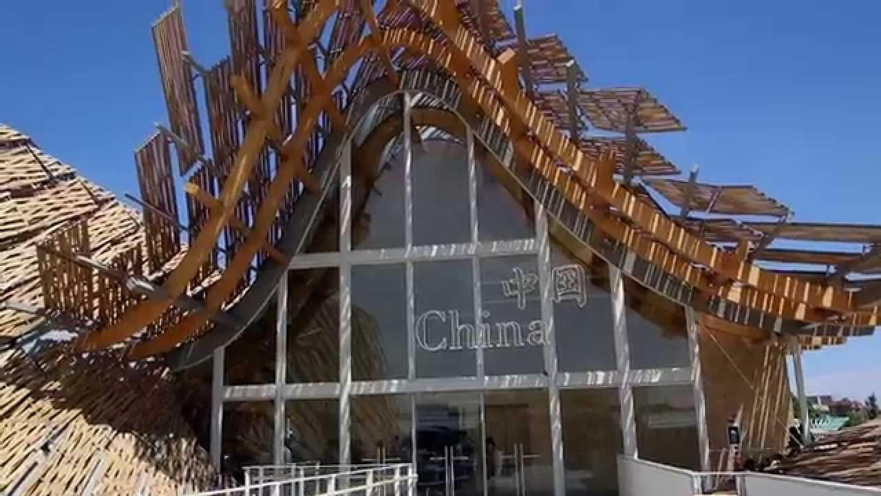 VIDEO: Pogledajmo kineski paviljon u sklopu sajma Expo Milan 2015
