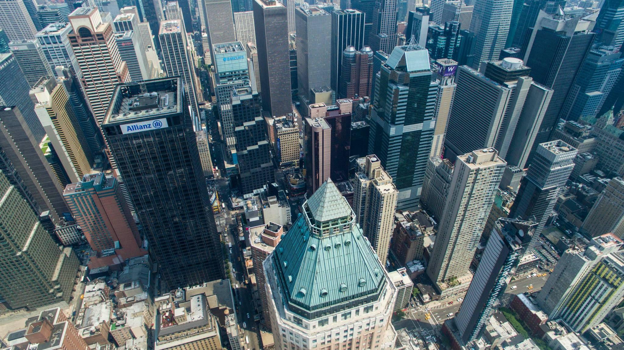 VIDEO: Poletimo opet iznad New Yorka
