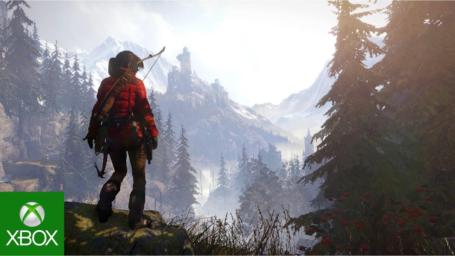 Rise of the Tomb Raider izgleda odlično u novom traileru