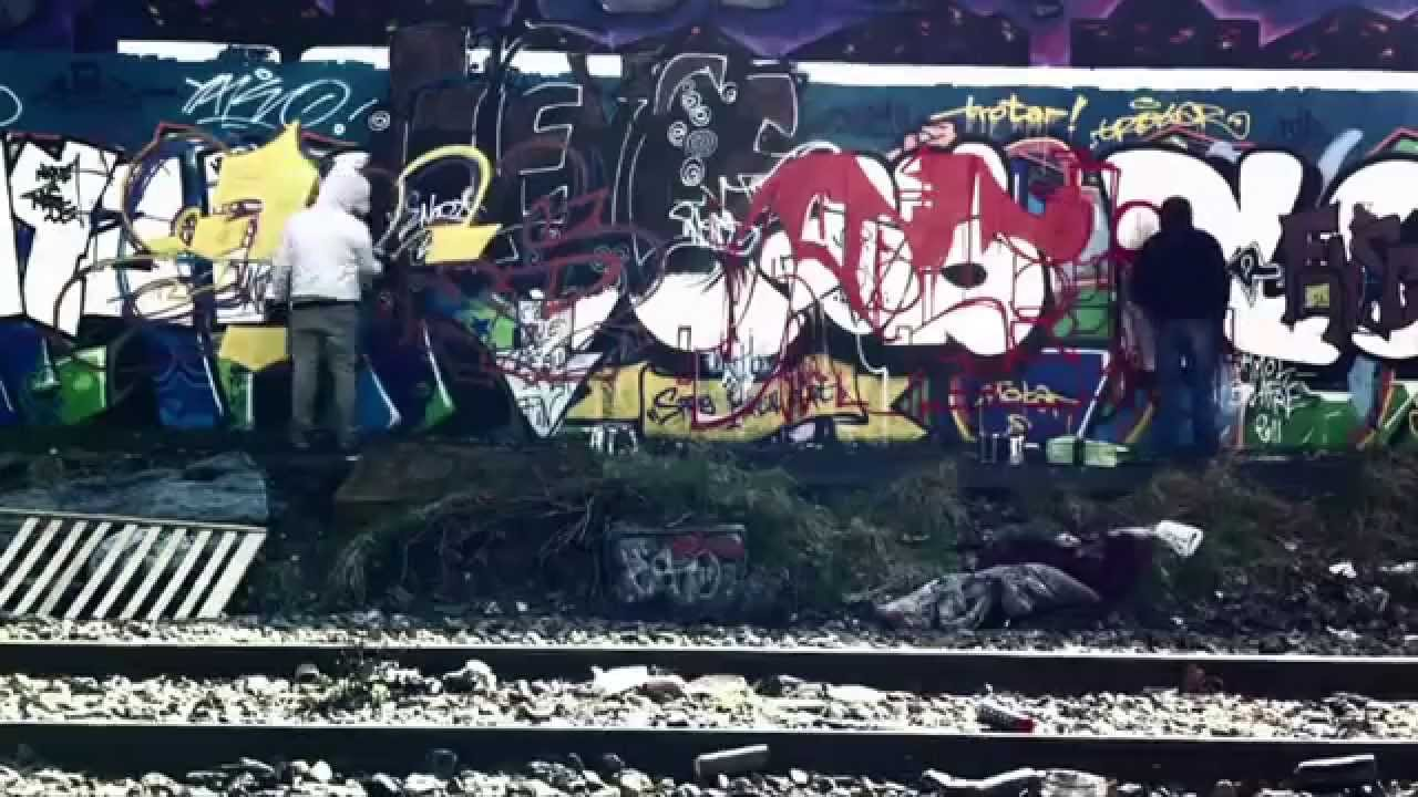VIDEO: Graffiti majstori iz Pariza