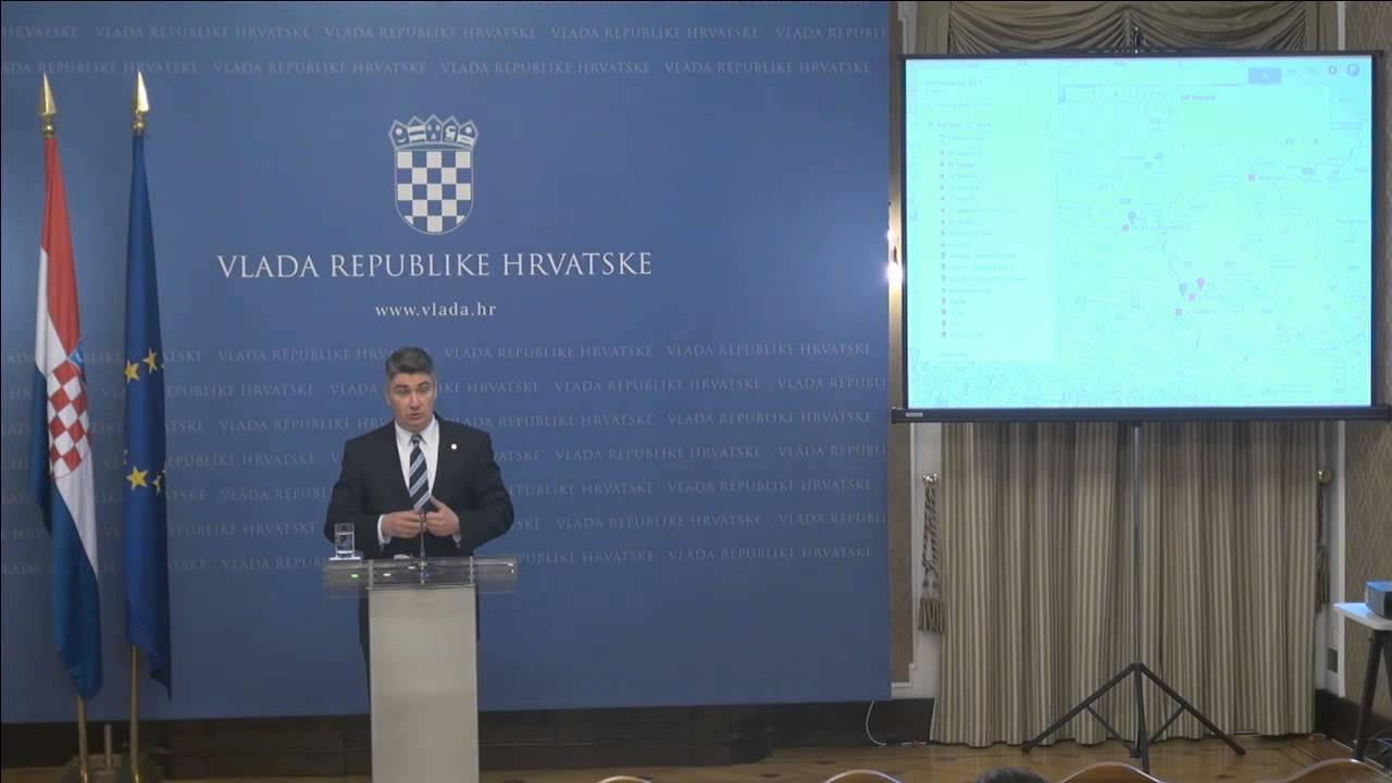 """VIDEO Milanović: """"Nadam se da Srbi nisu zvali Ruse i Kineze da im pomognu."""""""