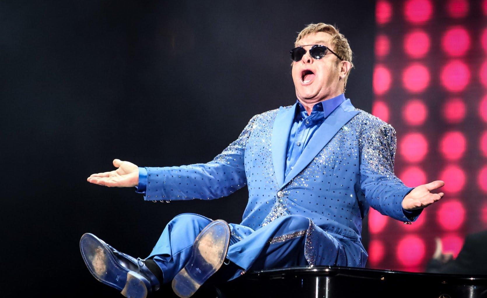 TELEFONSKI POZIV Putin Eltonu Johnu ponudio sastanak zbog prava homoseksualaca