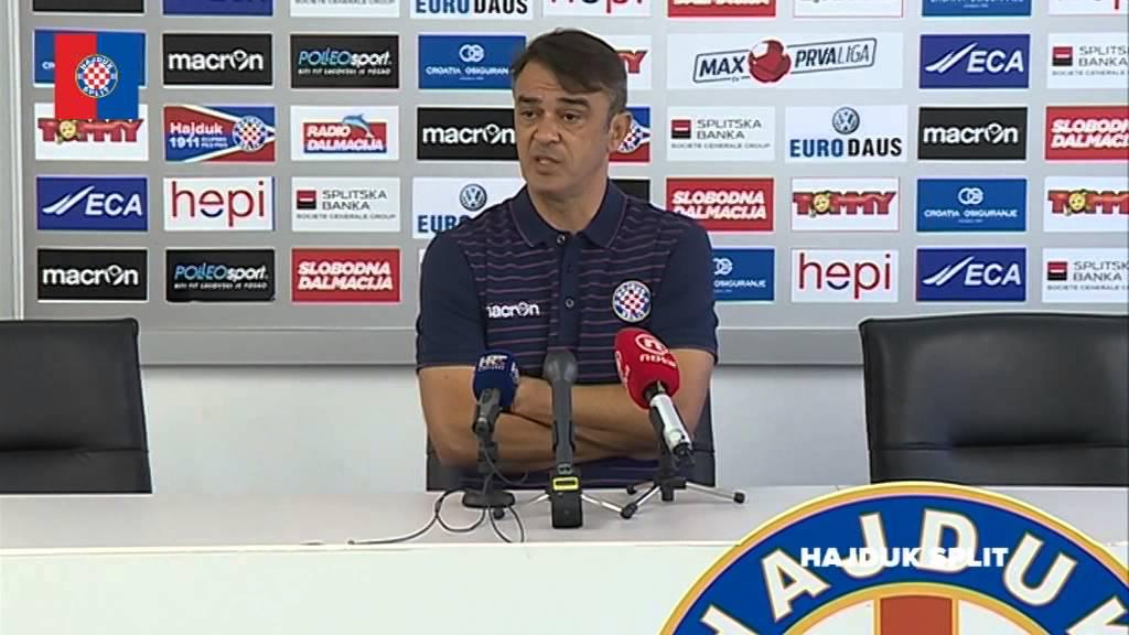 VIDEO: BURIĆ I VULIĆ NAJAVILI DERBI Hajduk bez Ohandze najavljuje pobjedu