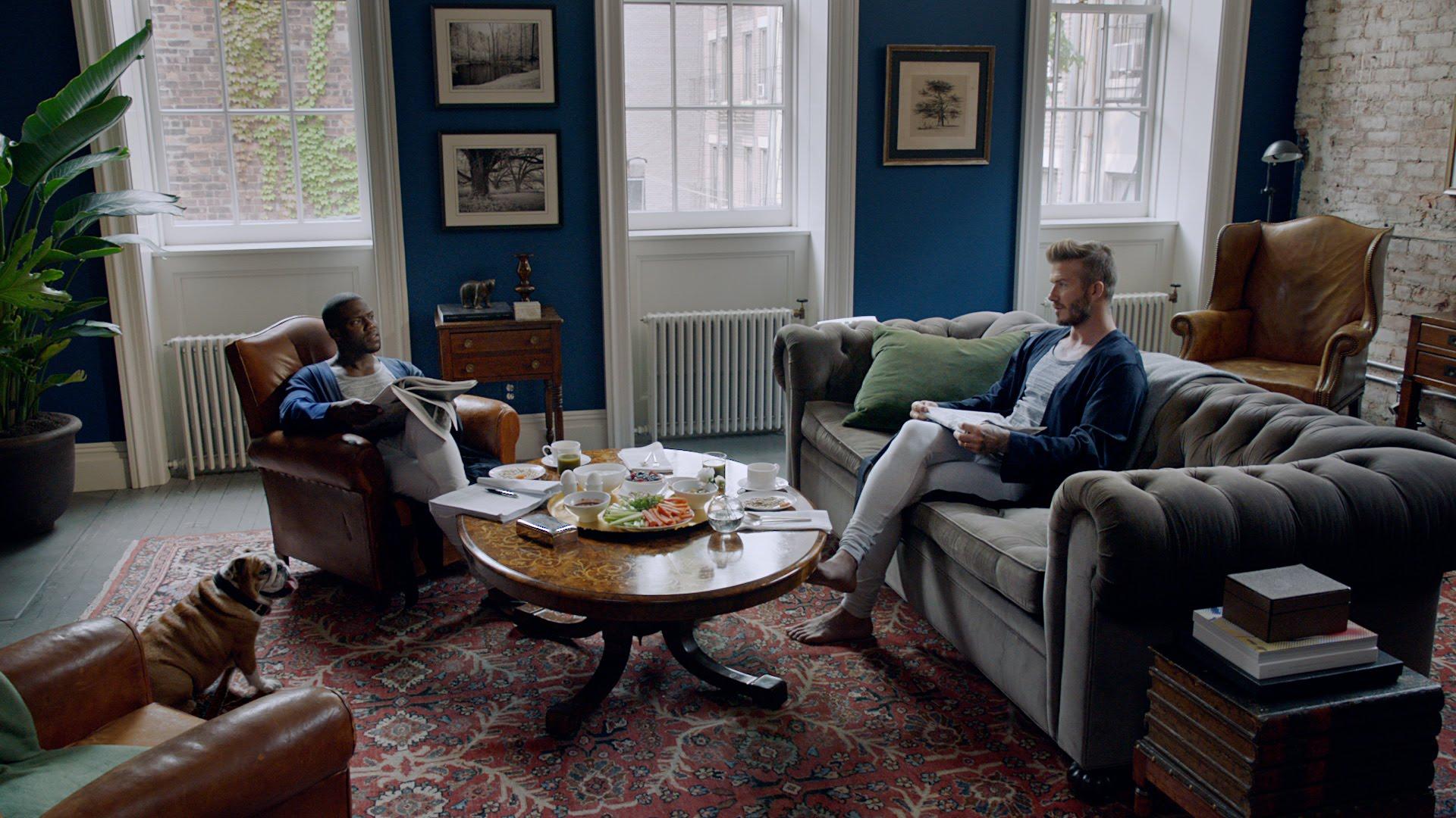 VIDEO: 'I, BECKHAM' Pogledajte odličnu novu reklamu H&M-a s Beckhamom i Kevinom Hartom