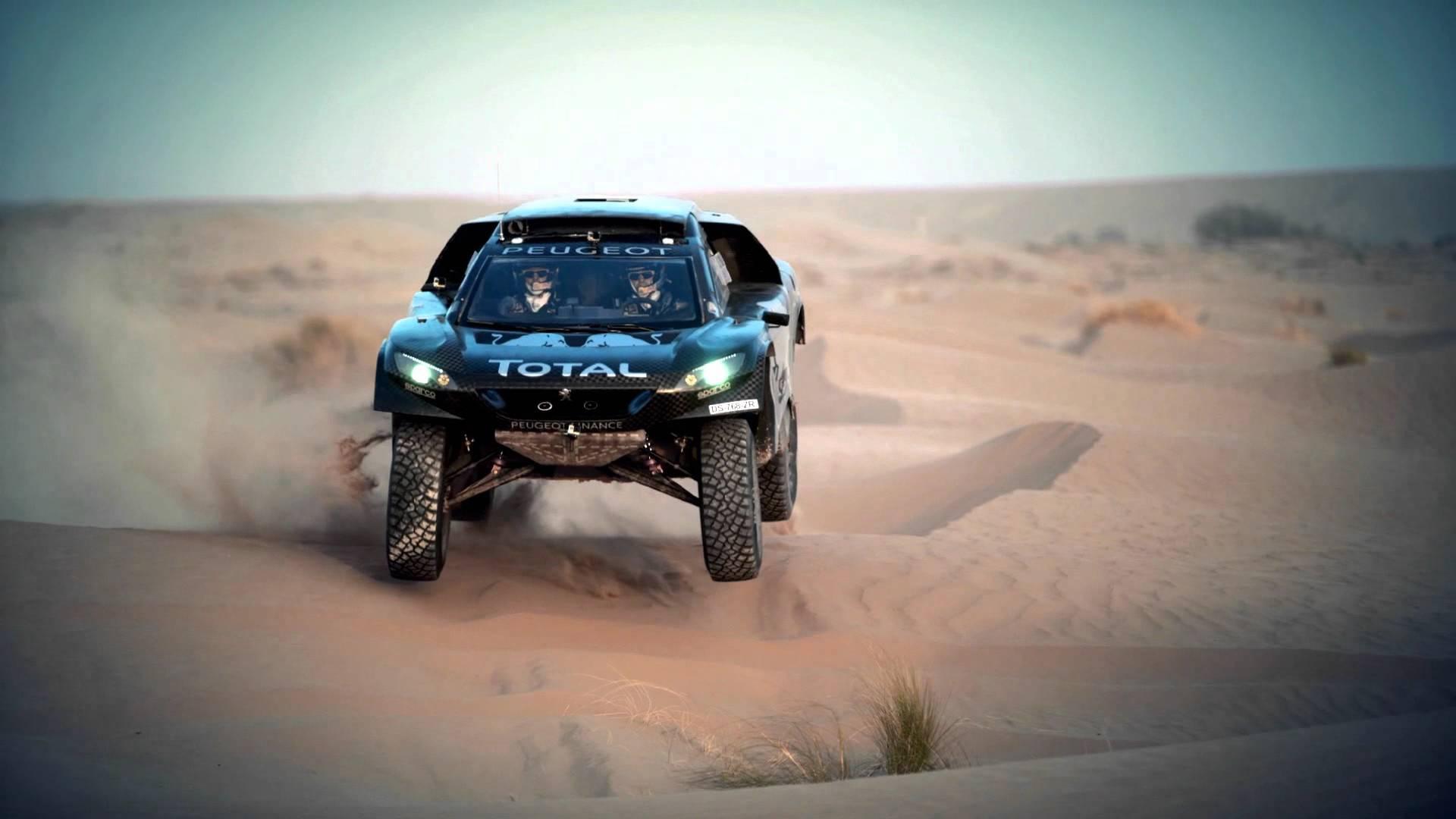 VIDEO: Sébastien Loeb na sljedećem reliju Dakar u Peugeotu 2008 DKR