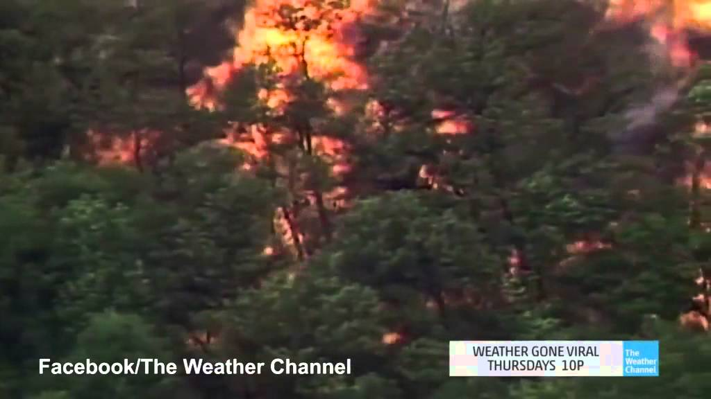 VIDEO: VATRONADO Nevjerojatna priča iz Kentuckyja – Jim Beam, gromovi, jezero, tornado,…