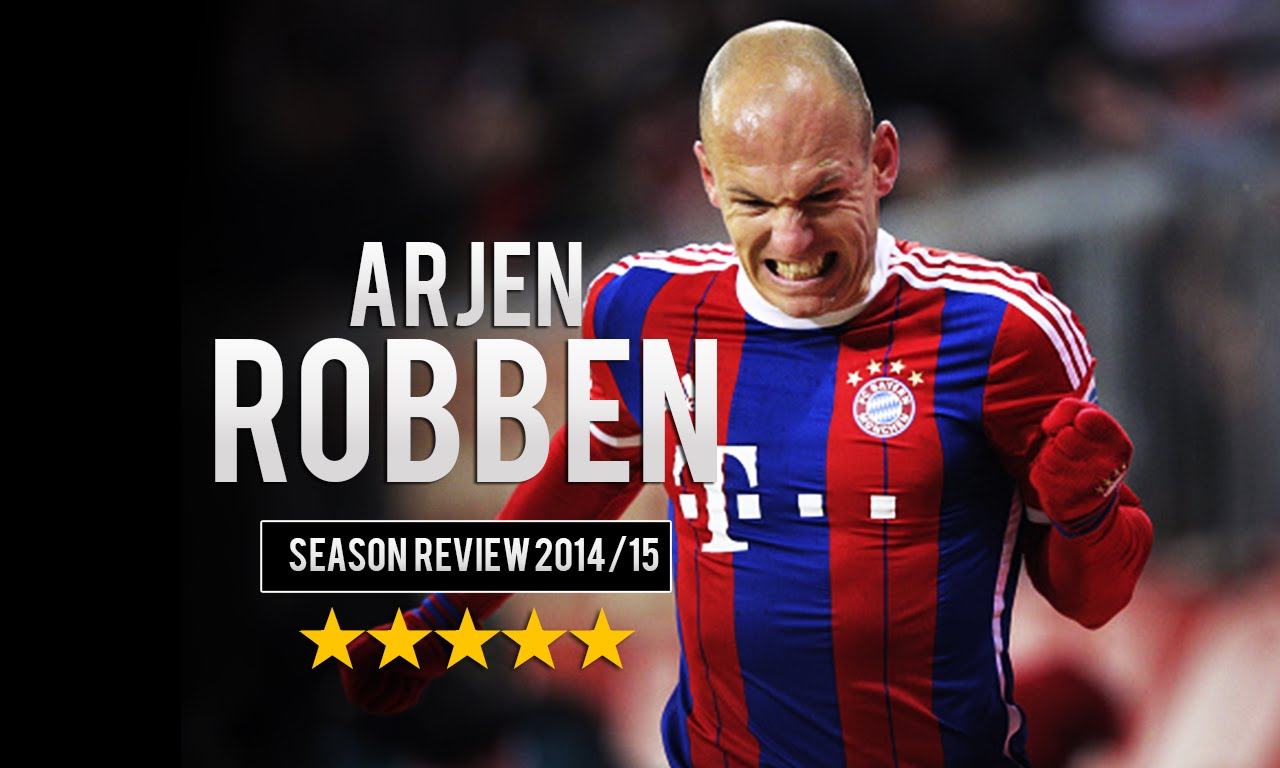 UDARAC ZA BAYERN Robben van travnjaka četiri tjedna, propušta i Dinamo