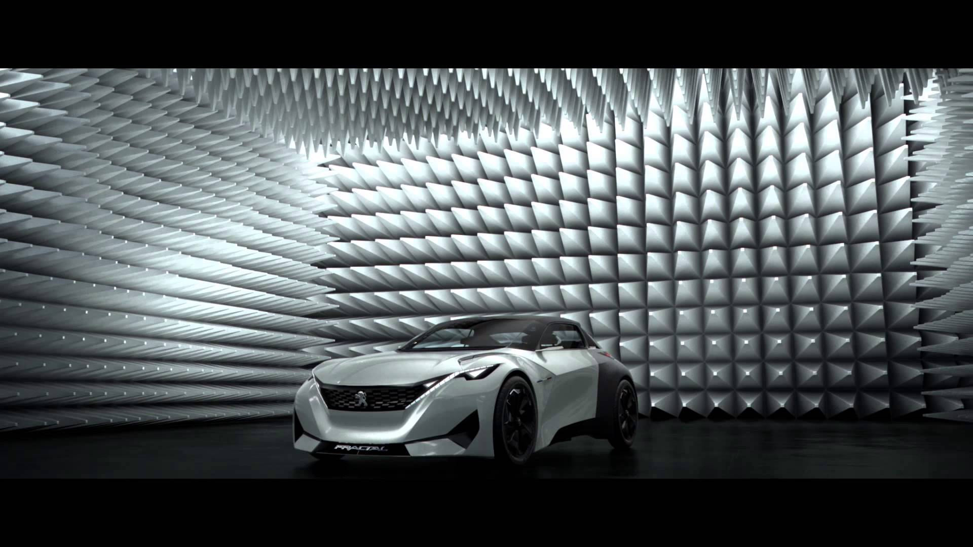 Put u budućnost: Električni Peugeot coupe-cabrio (VIDEO)