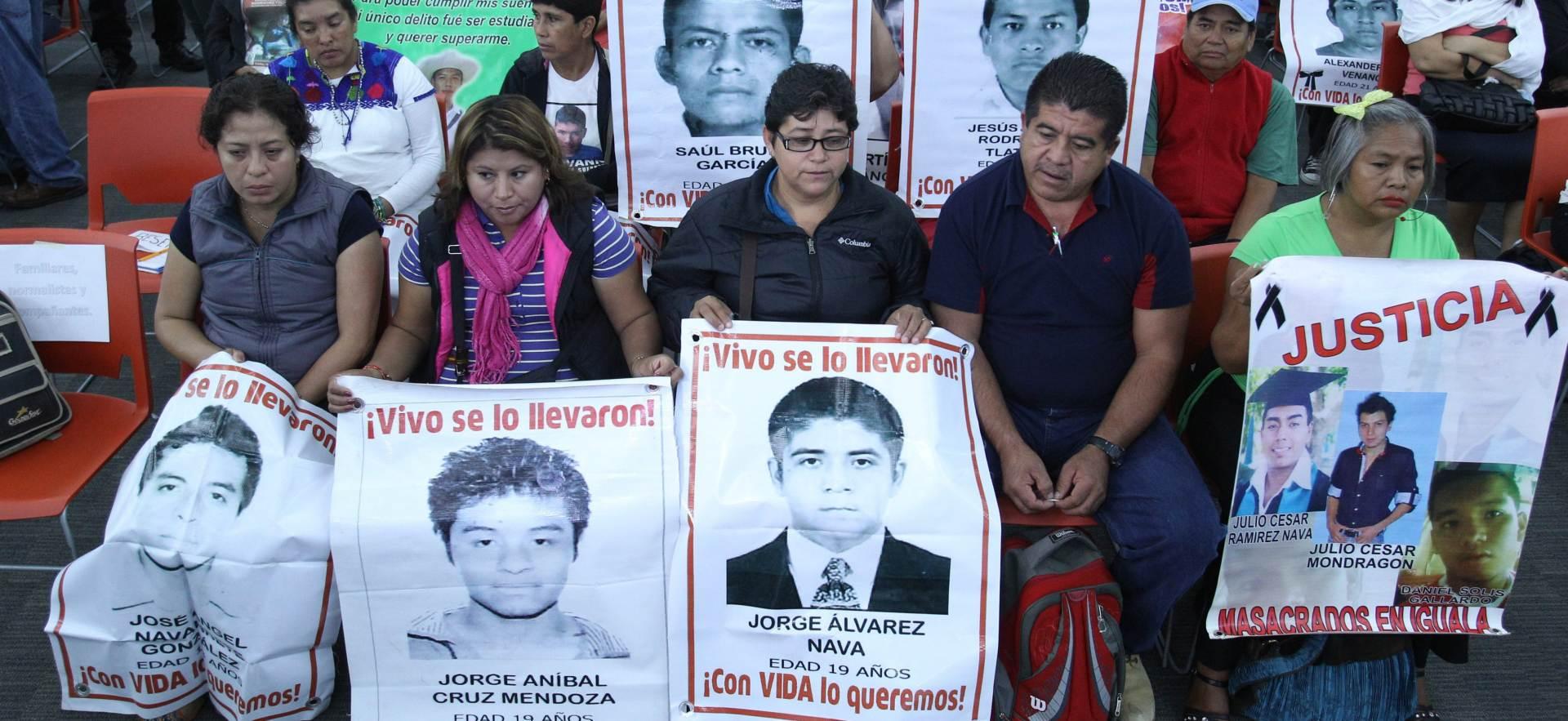 ZAOKRET U ISTRAZI: Meksiko će ponovno ispitati je su li 43 lani oteta učenika spaljena