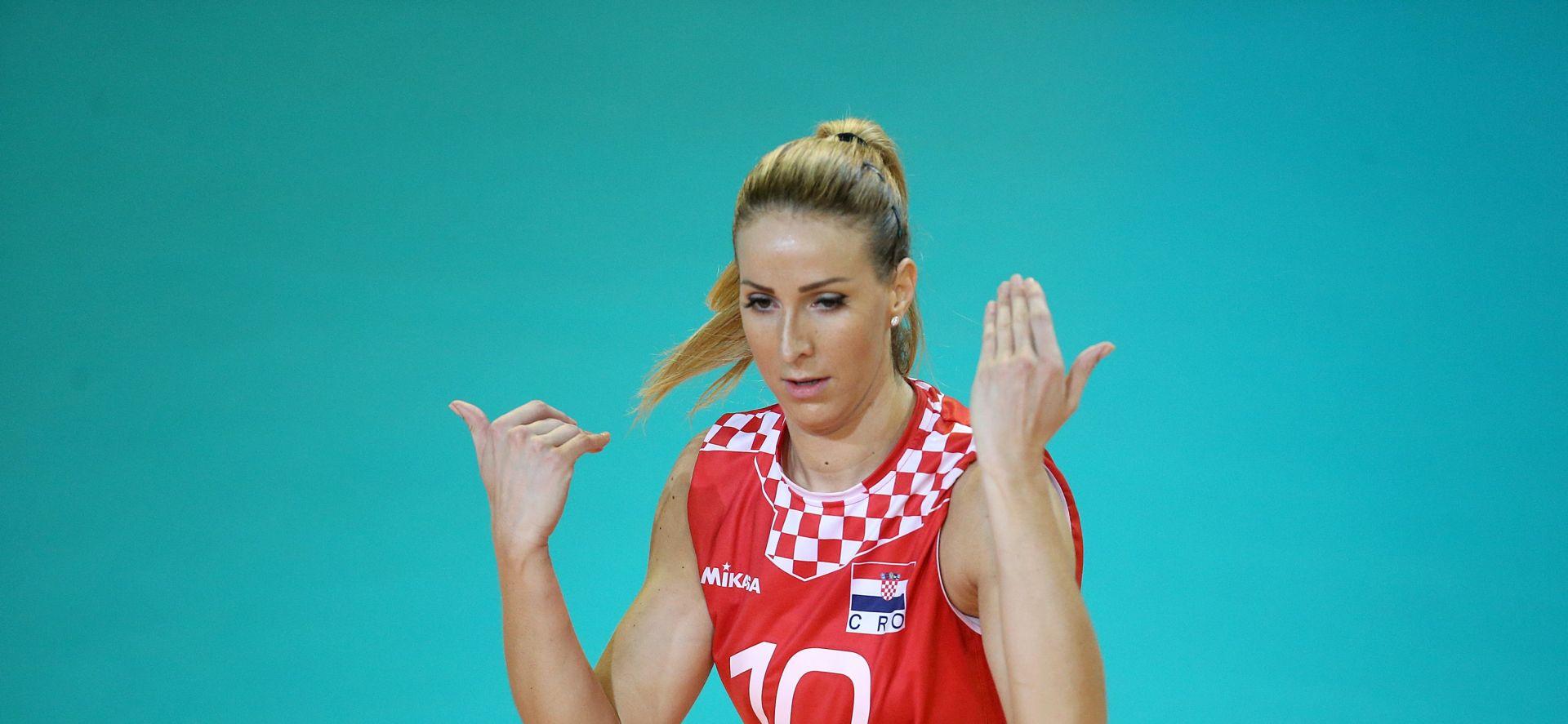 TRILER U ROTTERDAMU EP odbojkašica: Hrvatska – Bugarska 3-2