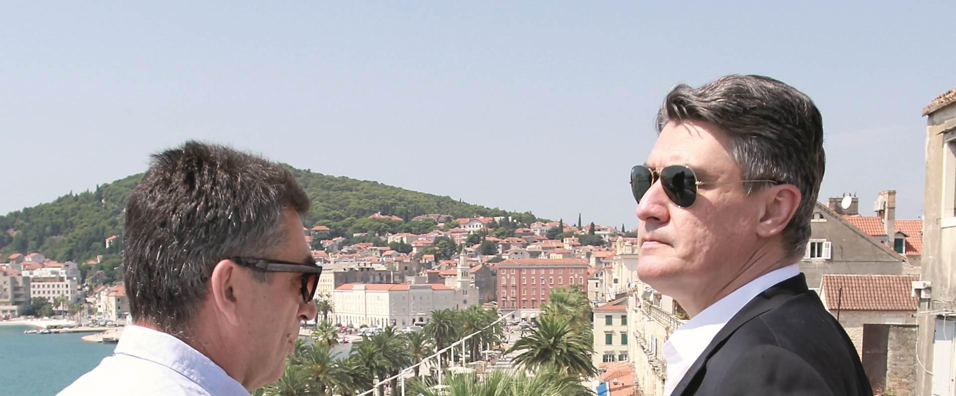 Milanovićeva taktika bit će izazivanje Karamarka na debatu