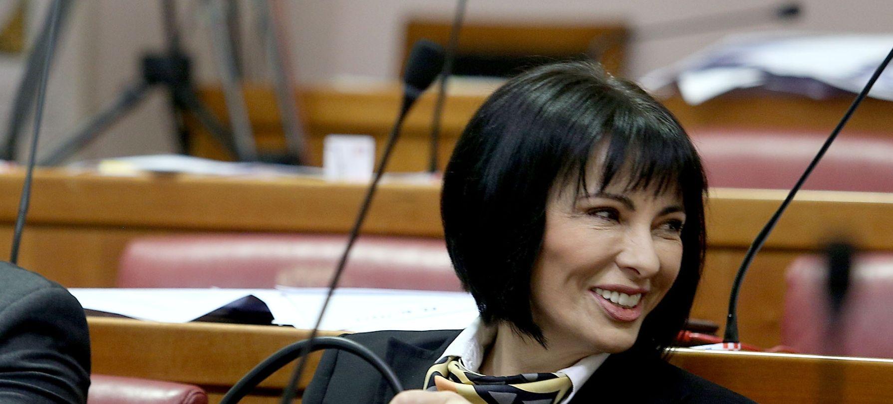 ŽUPANIJSKI SUD: Potvrđena korupcijska optužnica protiv bivše SDP-ove županice Lovrić Merzel