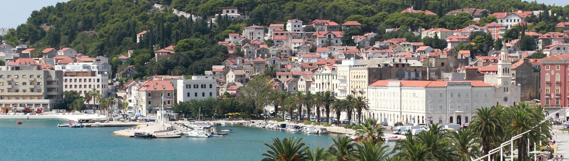 VIDEO: Proletimo iznad lijepih hrvatskih gradova