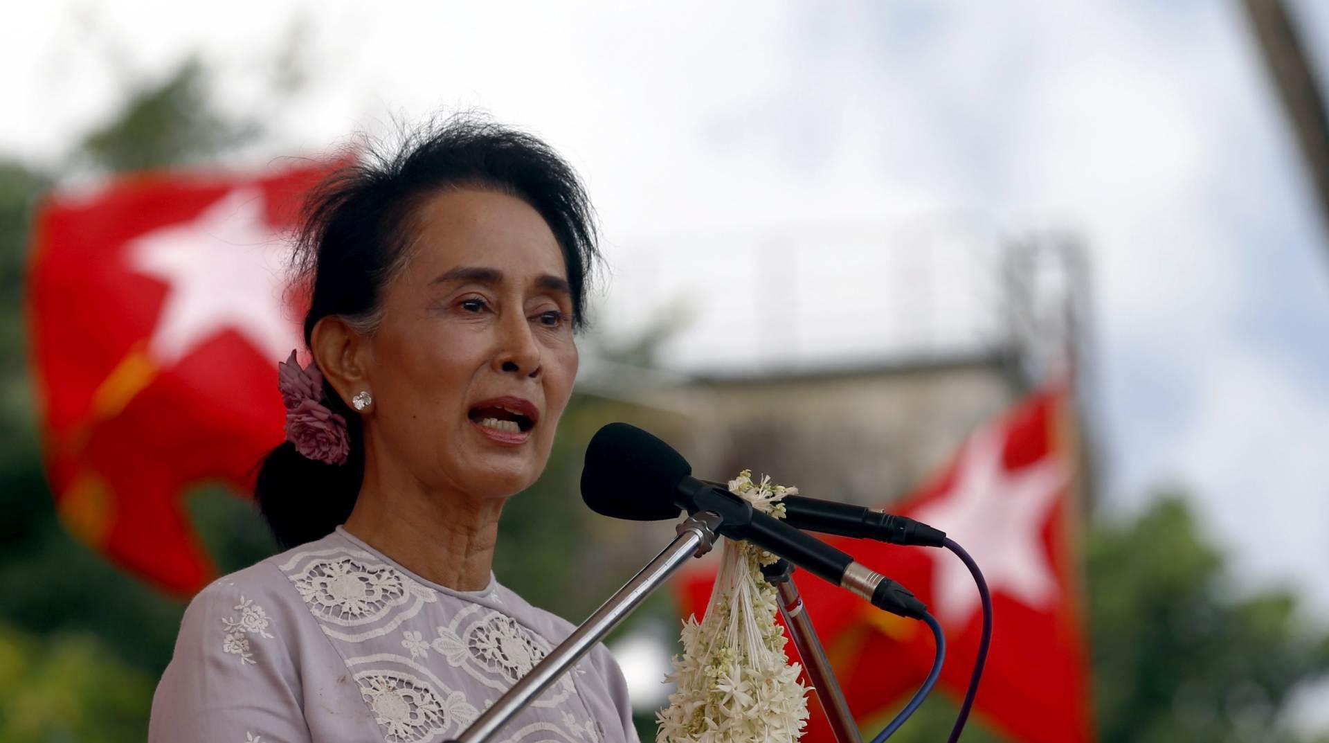 IZBORI U MIANMARU: Suu Kyi pozvala na slobodne i poštene izbore
