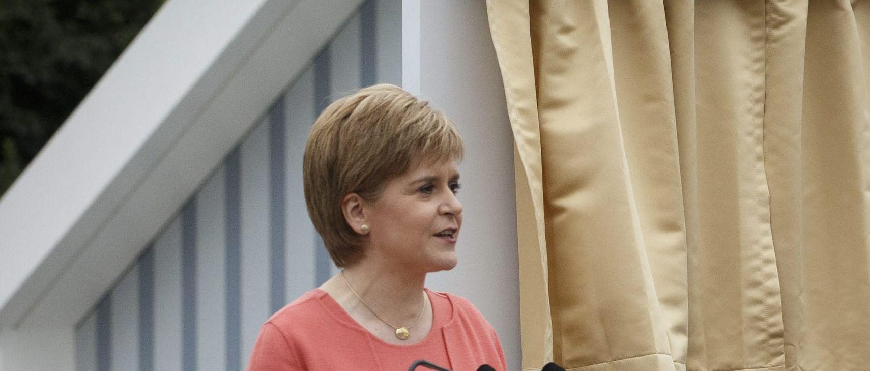 Sturgeon: Škotska će tražiti neovisnost ako Britanci glasuju za izlazak iz EU-a