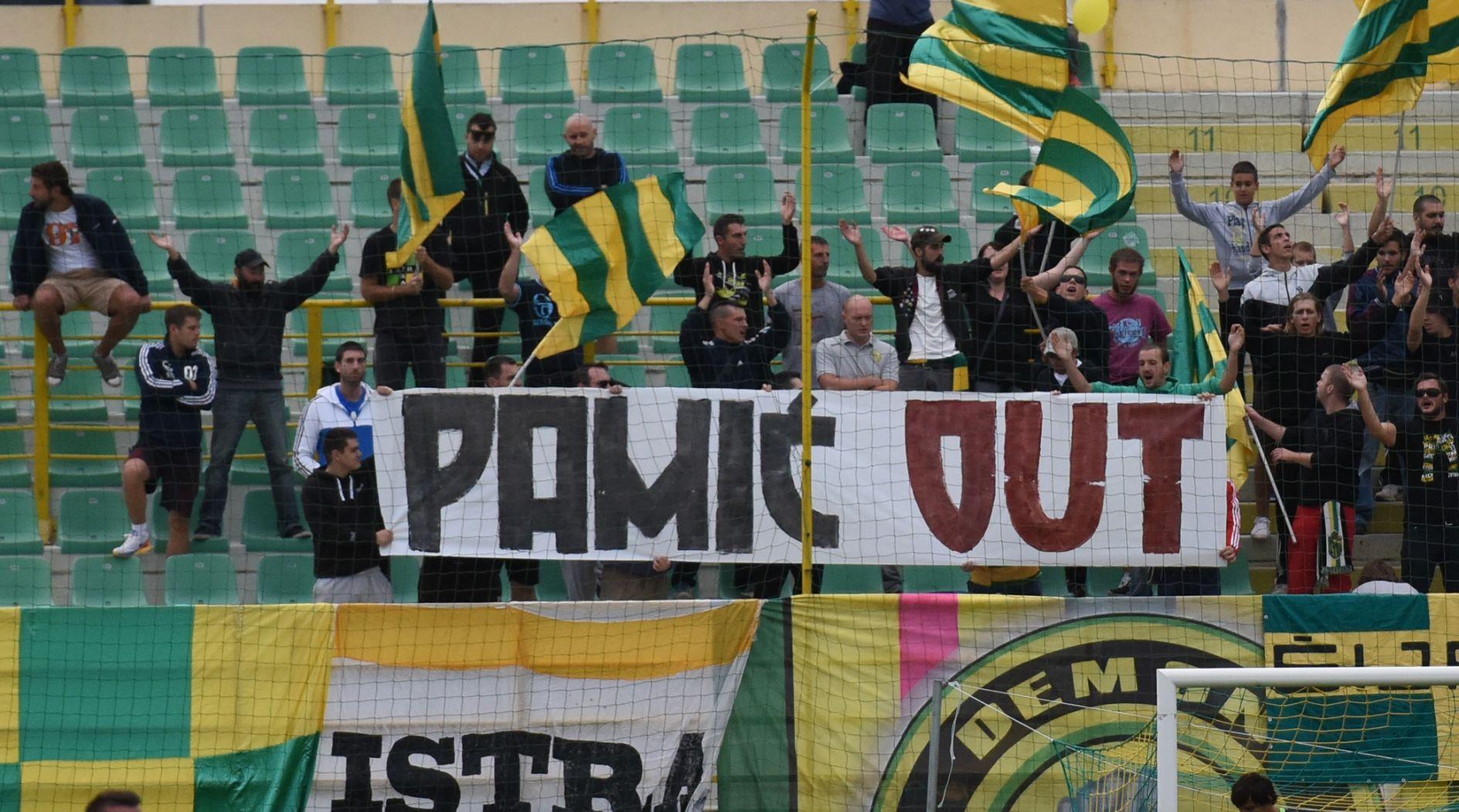 NE VOLE SVI PAMIĆA HNL: Istra 1961 – Lokomotiva 2-1