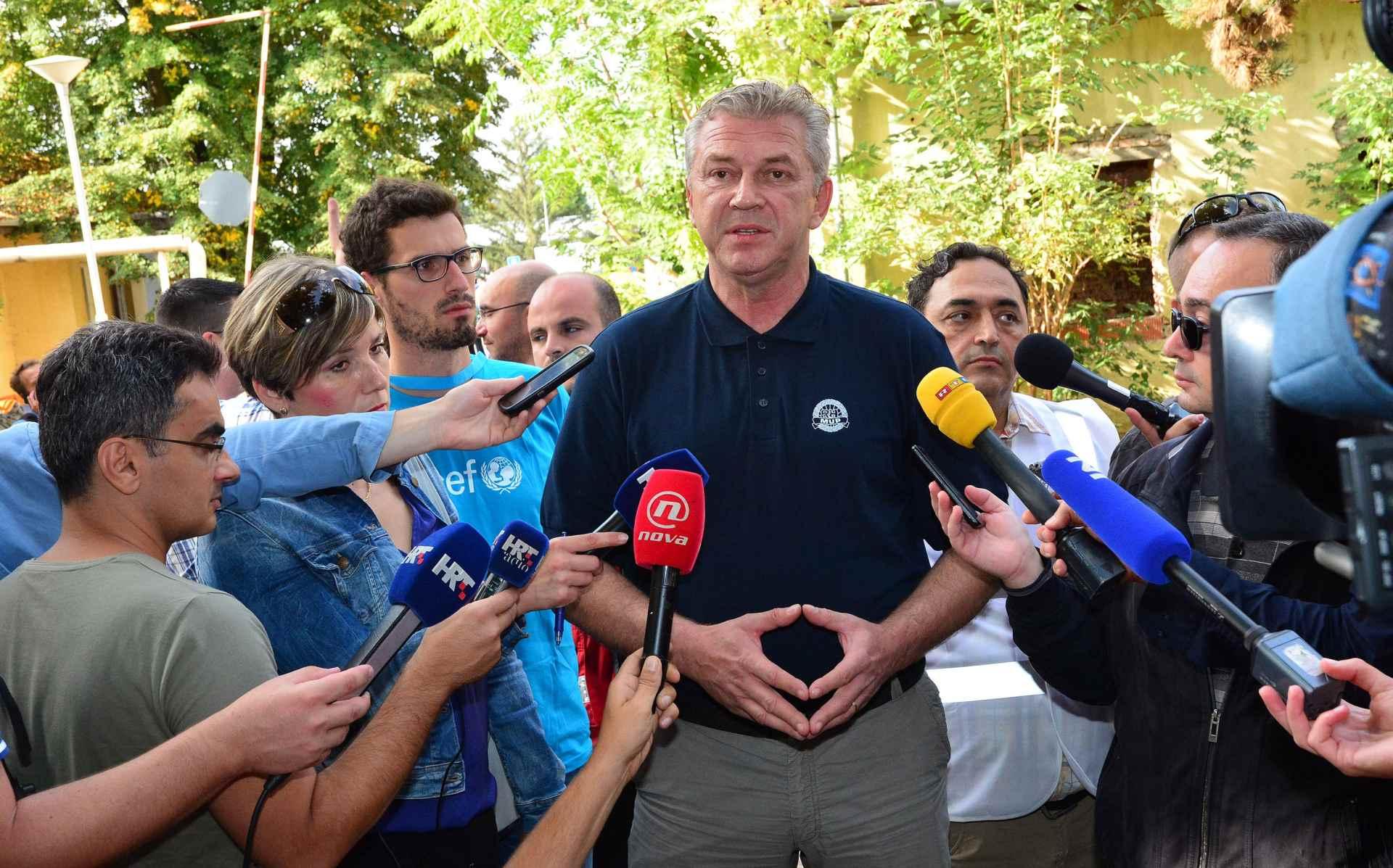 NEMA RAZLOGA ZA STRAH Ostojić: Činimo sve da Hrvatsku učinimo maksimalno sigurnom