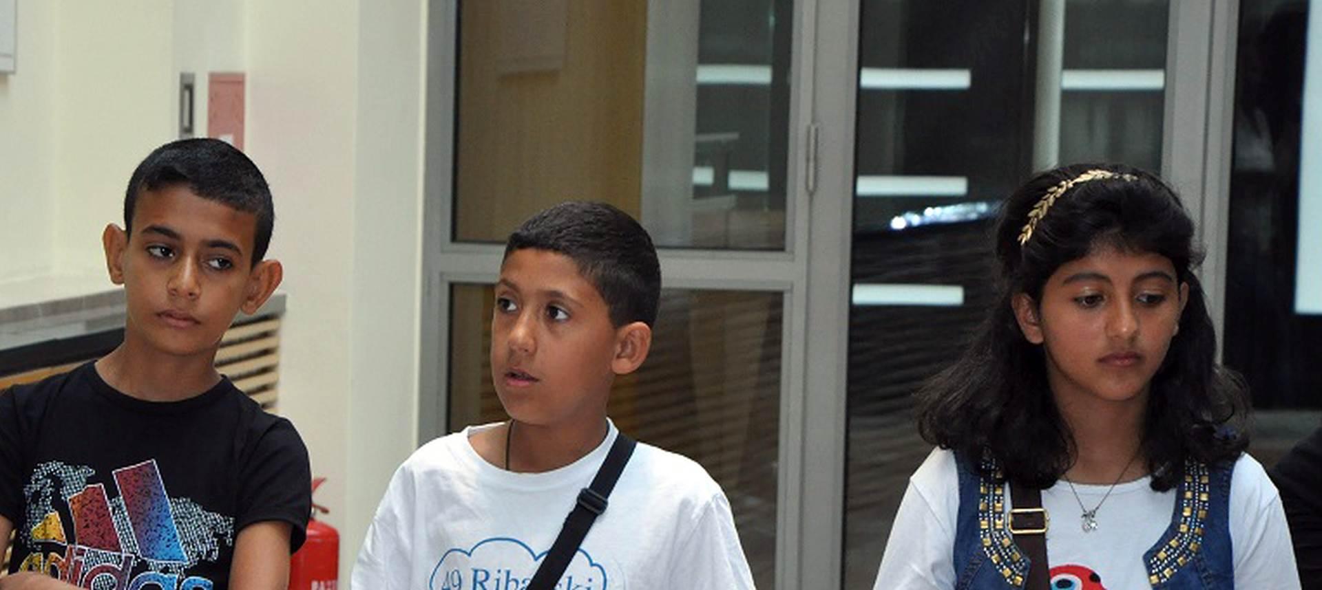 HUMANITARNI PROJEKT: Pusić primila palestinsku djecu na liječenju u Hrvatskoj