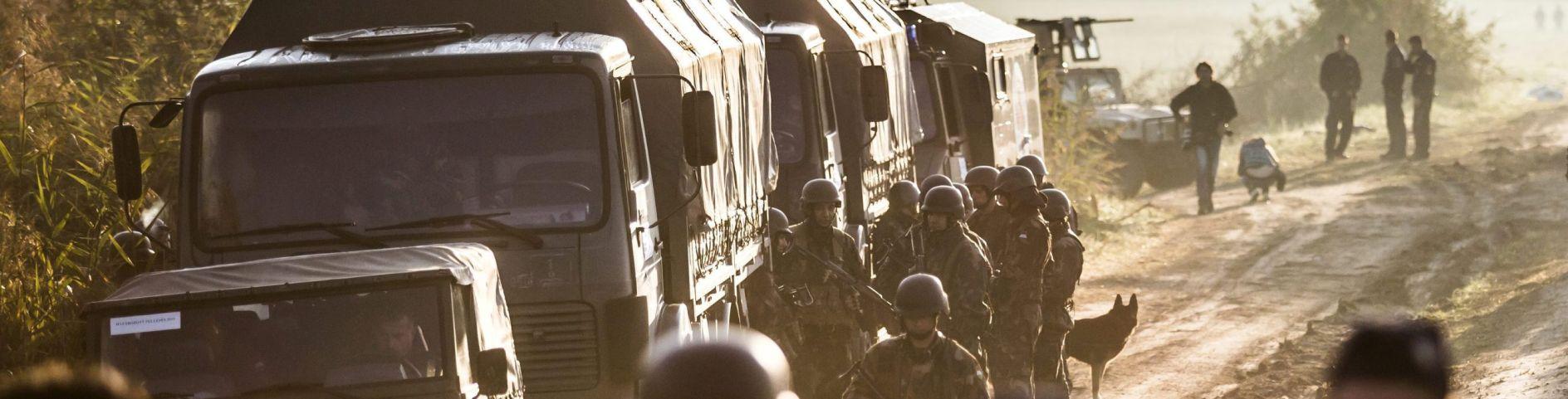 ZRAKOPLOVSTVO, PJEŠAŠTVO I KONJICA Mađari blokirali granicu s Srbijom