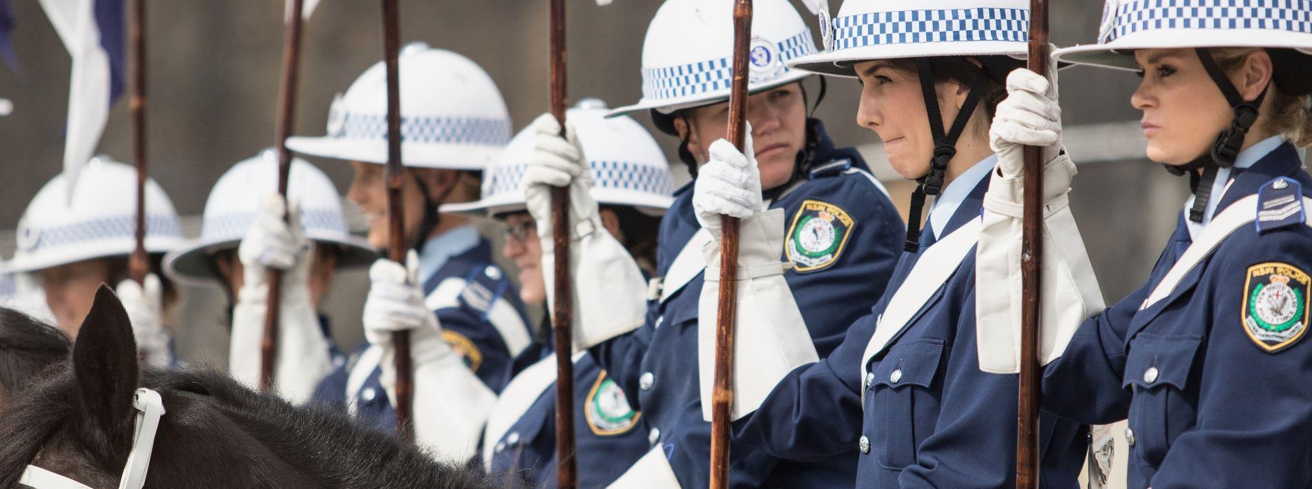 VIDEO: Stota godišnjica odkad su prve dvije žene primljene u sastav Australske policije