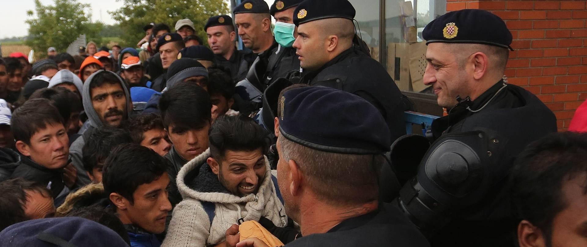 Srbija uputila Hrvatskoj prosvjednu notu zbog incidenta na granici