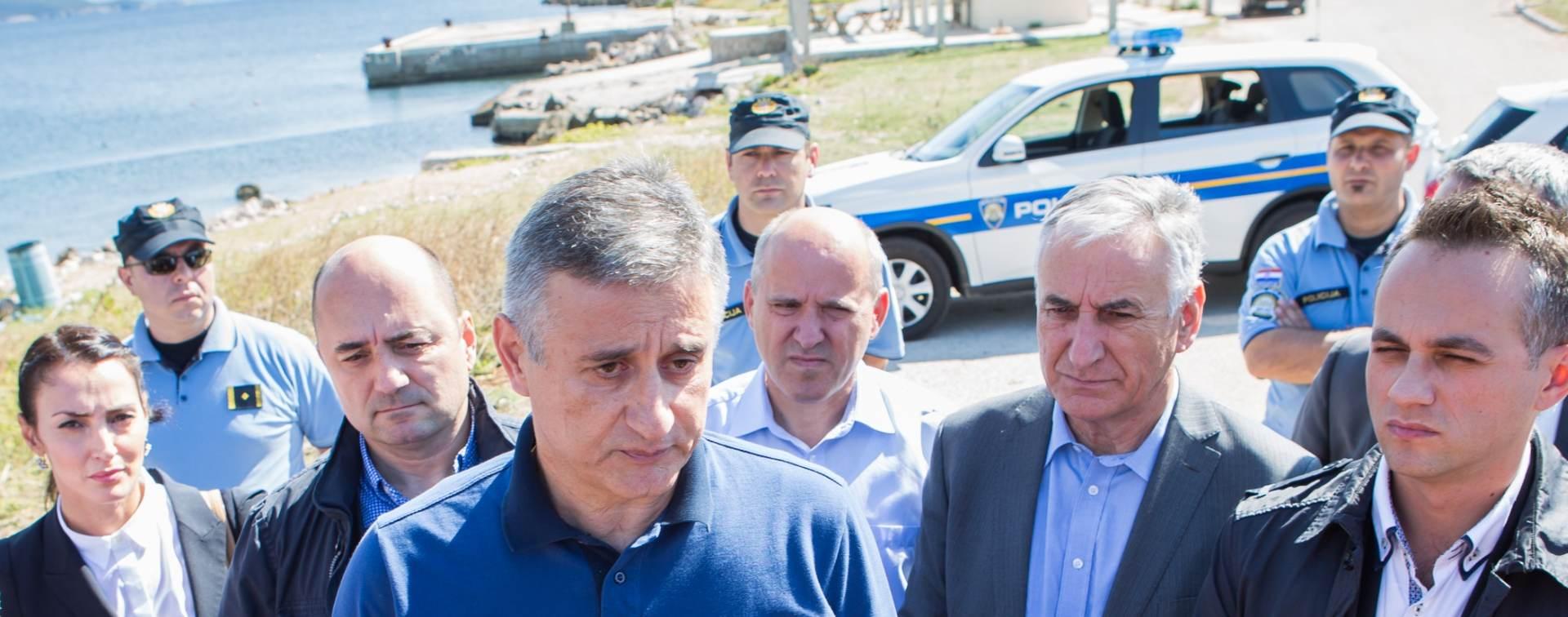 HDZ o blokadi na Prevlaci: Policija se zloupotrebljava u predizborne svrhe