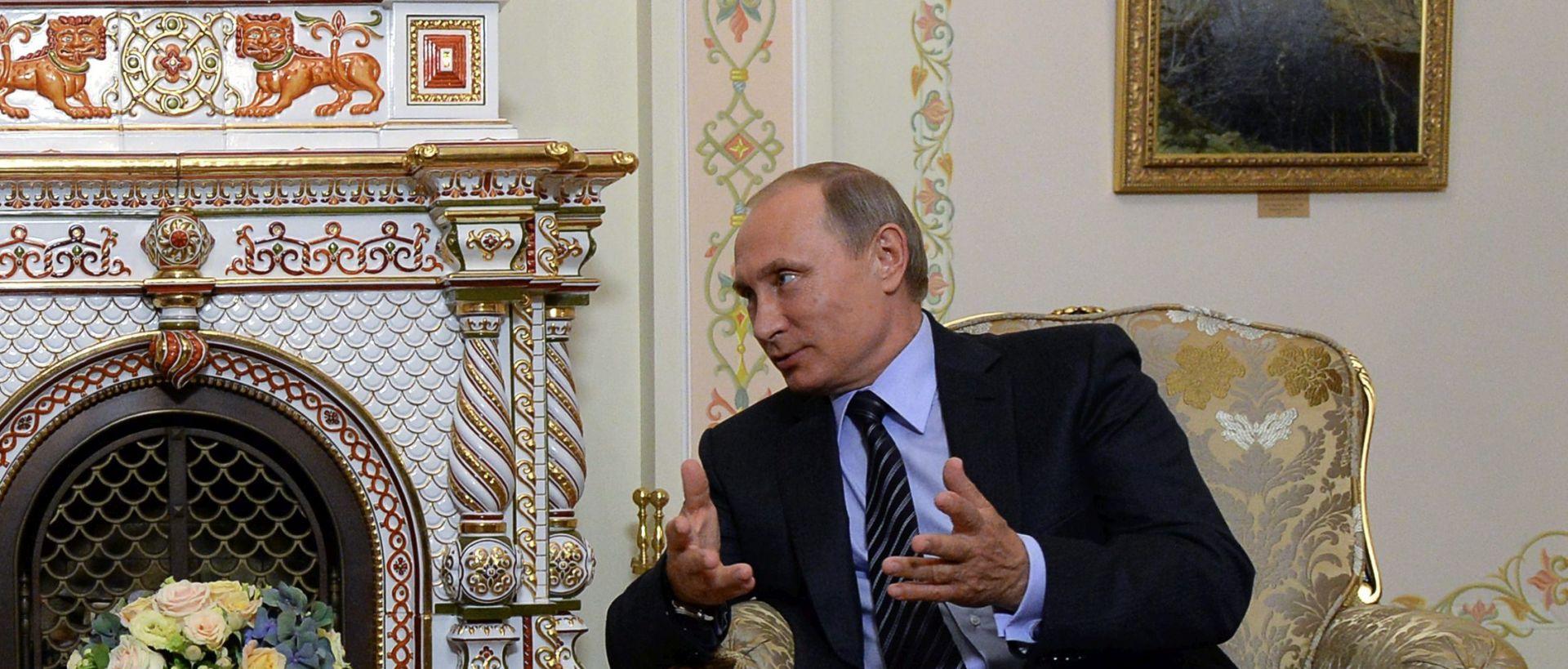 AKO SE NE DOGOVORI S SAD… Putin planira zračne udare u Siriji
