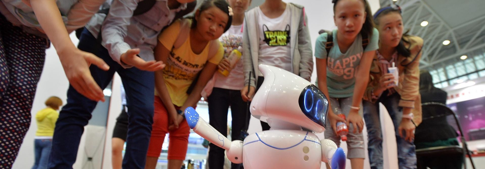 VIDEO: Peking domaćin tehnološkog eventaWorld Robot Conference 2015