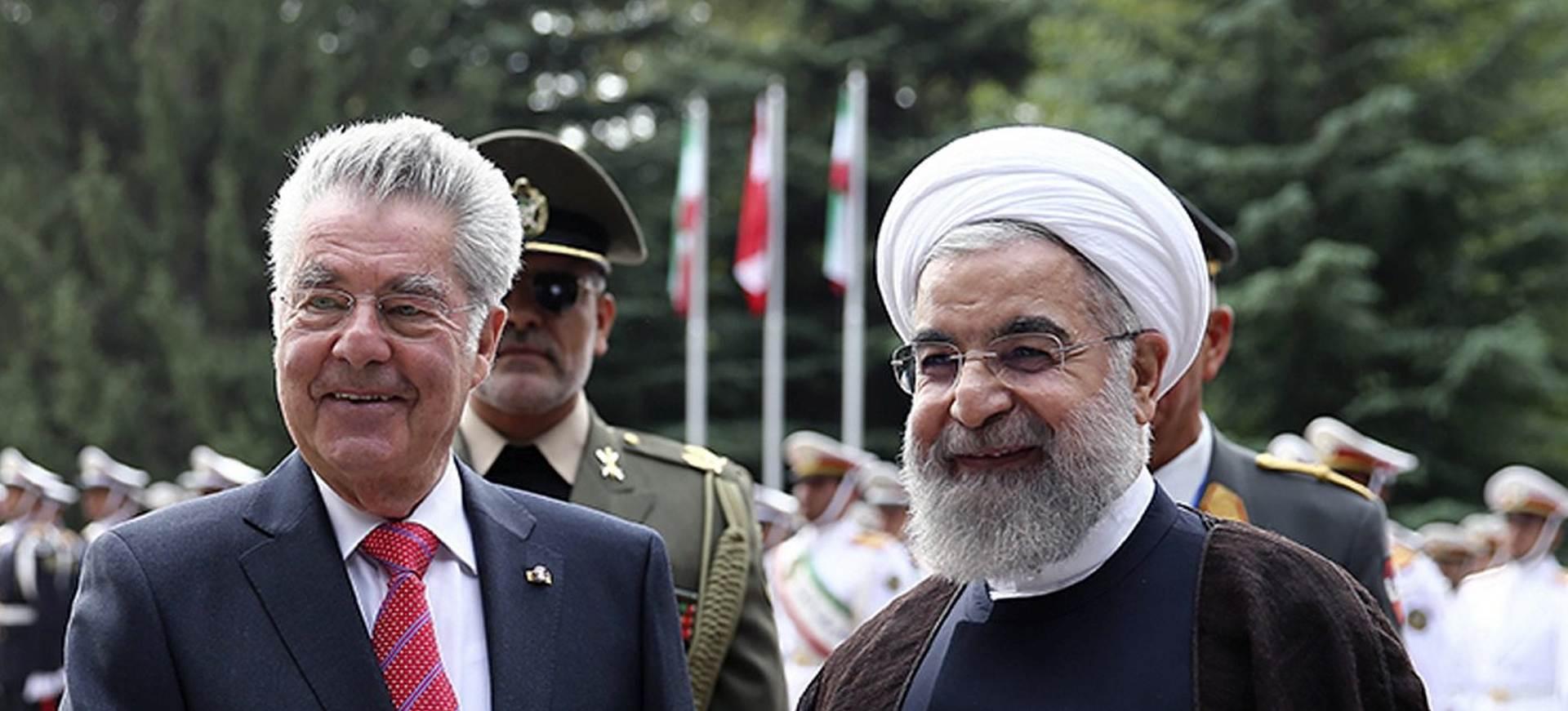 Rohani: Prioritet u Siriji nije demokracija nego prekid krvoprolića