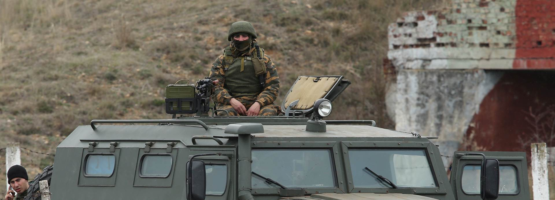 S PET ZVJEZDICA: Rusija gradi veliku vojnu bazu blizu ukrajinske granice