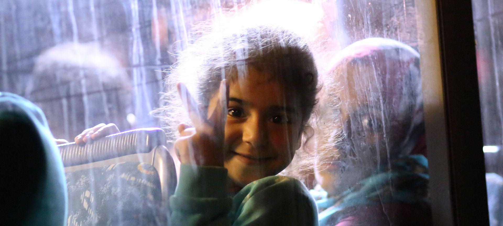 VIDEO: Sa zimskim vremenom dolaze i veći problemi za iračke izbjeglice