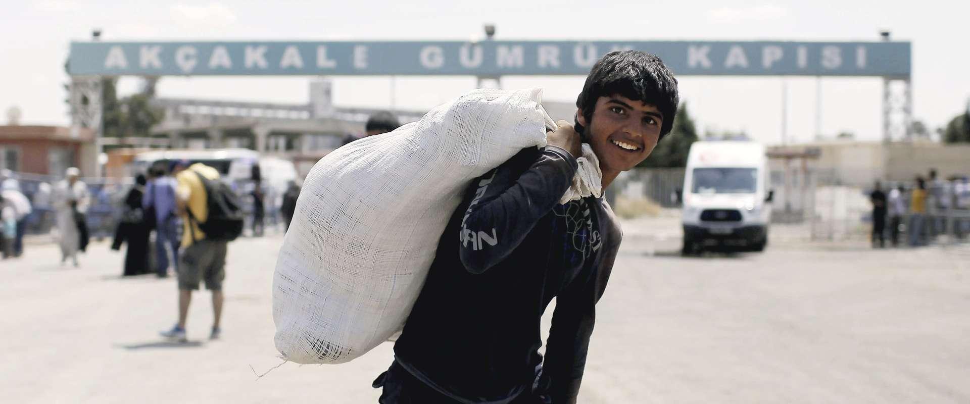 HUMANITARNA POŠILJKA: Rusija Siriji poslala  100.000 tona žita