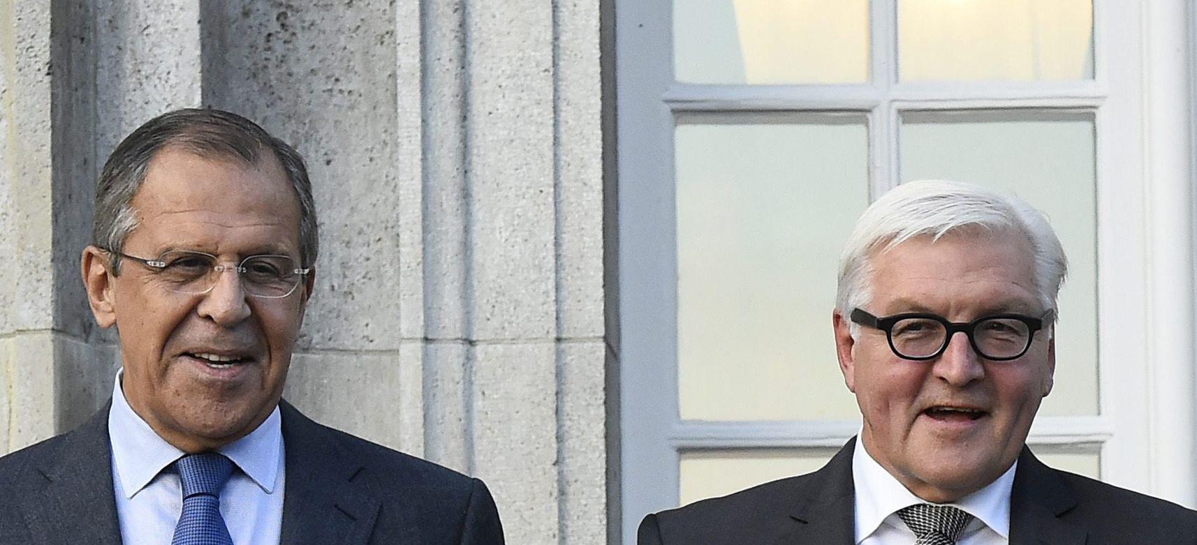 RAZGOVOR O SUKOBIMA: Lavrov i Steinmeier idući tjedan na sastanku o Ukrajini i Siriji