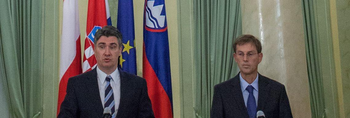 SURADNJA HRVATSKE I SLOVENIJE: Vlada RH će poduzeti sve potrebne mjere da zaštiti hrvatske državne interese