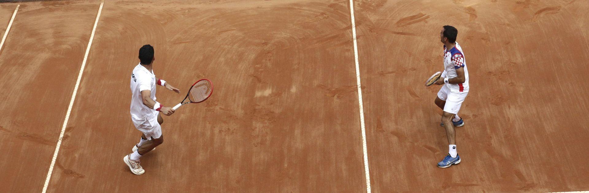 DODIG – ŠKUGOR DO 2. BODA Davis Cup: Brazil – Hrvatska 1-2