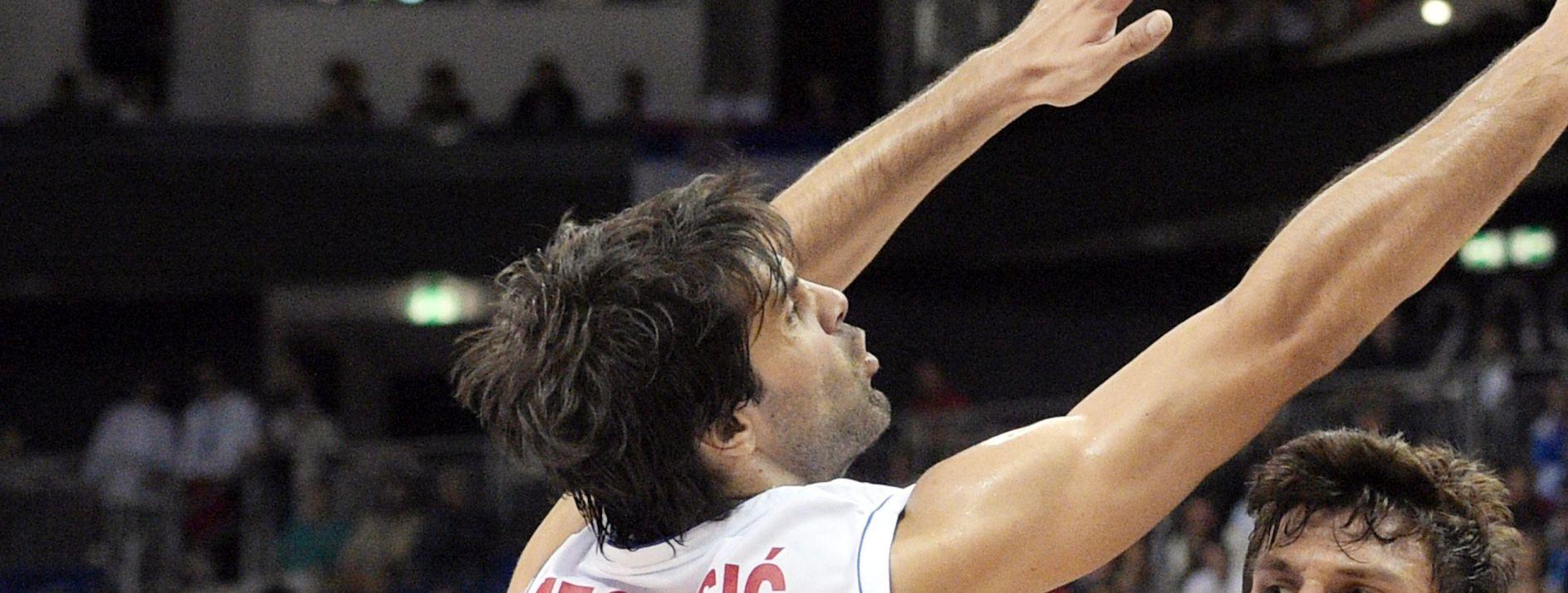TEODOSIĆ 12 KOŠEVA 14 ASISTA EuroBasket – Srbija u polufinalu