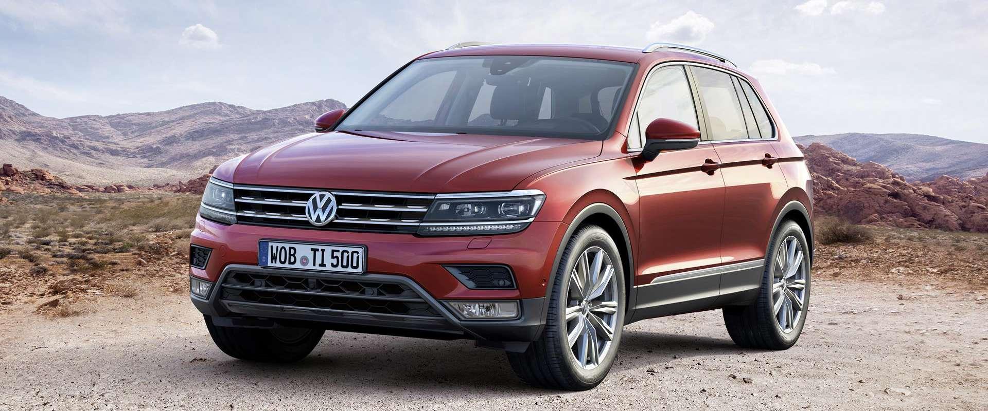 Svjetska premijera: Volkswagen Tiguan za 2016.