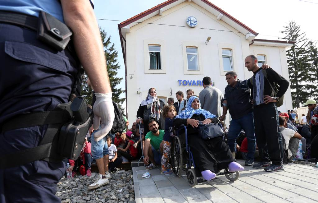IZBJEGLICE Izvanredni summit EU-a o izbjegličkoj krizi 23. rujna