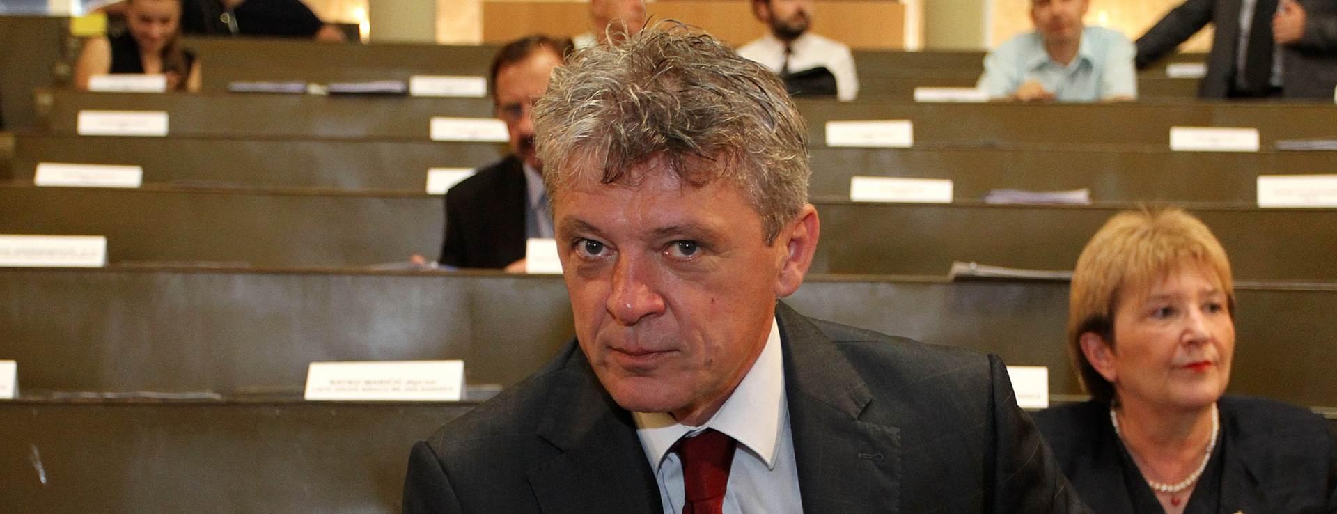 """TURUDIĆ """"Najveći problem u Županijskom sudu biti smještajni kapaciteti za spise u slučaju Agrokor"""""""