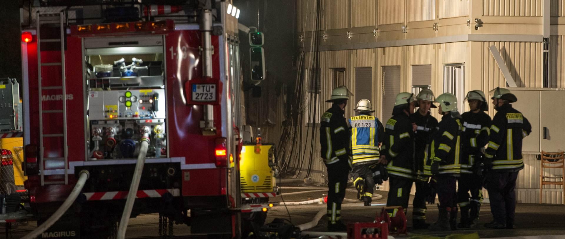 NEPOZNAT UZROK: Dva požara u izbjegličkim prihvatilištima u Njemačkoj