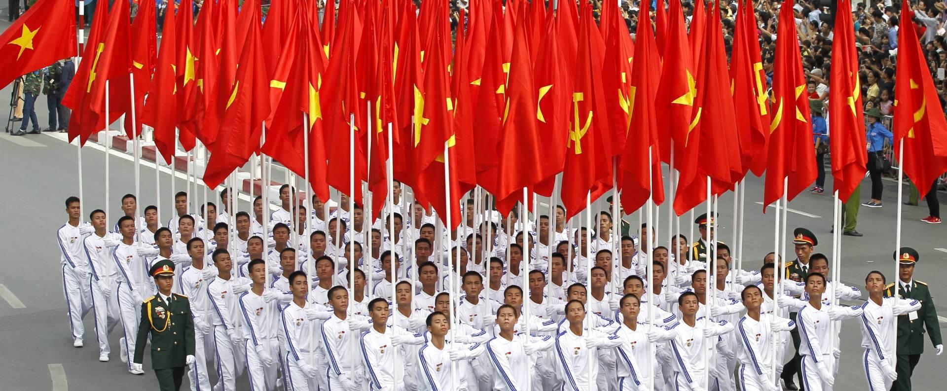 70 GODINA NEOVISNOSTI: Vijetnam održao vojnu paradu